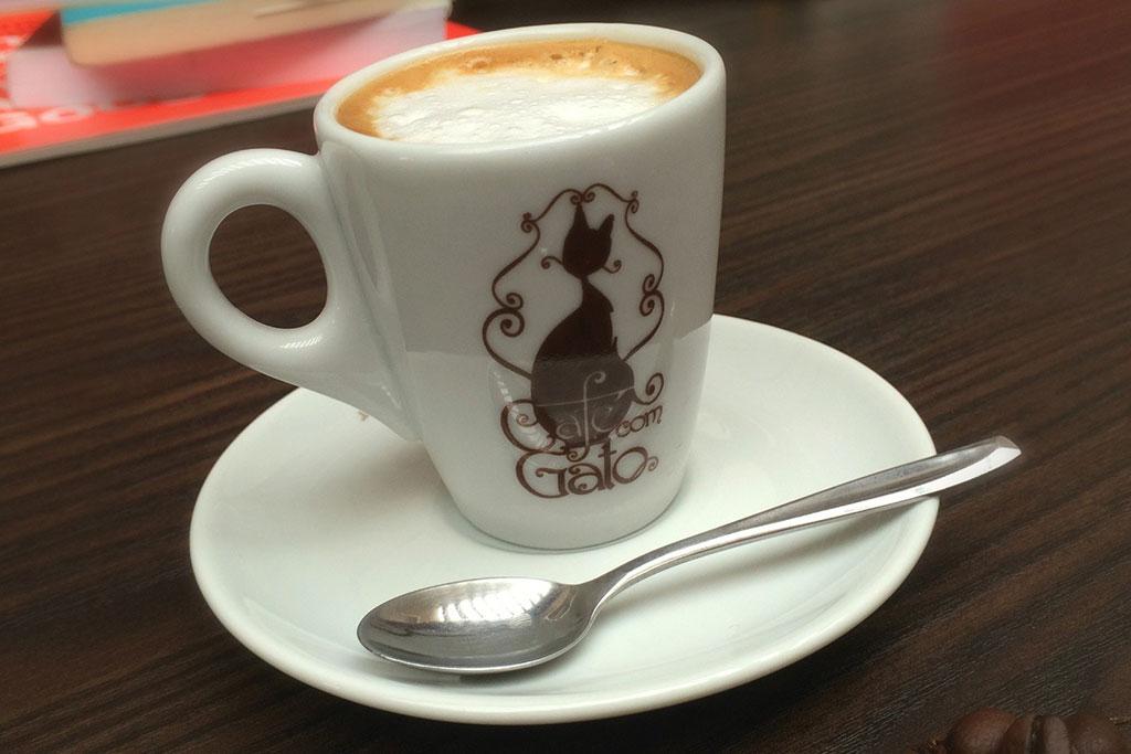 Espresso-Machiatto